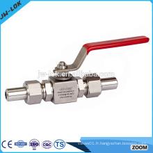 Robinets à gaz à gaz à haute pression au propane