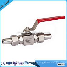 Propane high pressure natural gas ball valves
