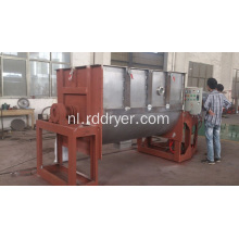 Droge Powder Mortar Horizontale Dubbele Ribbed Mixer