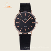 Fashionable Japan Movt Quality Leather Strap Watches 72334