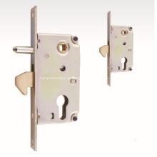 C001 bloqueio de gancho de pino de aço latão maciço fechadura da porta