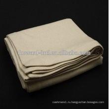 супер мягкий Китай высокое качество кашемир трикотажные одеяло цена