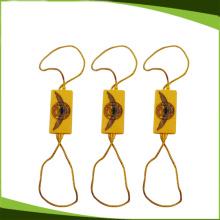 Fashion Plastic String Hang tags for Garments
