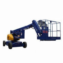 Boom Lift with Power, High Quality, Easy to Handle