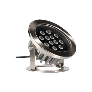 Fonte quadrada à prova d 'água luz LED subterrânea