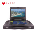 Portable UAV Ground Control System Dual Screen GCS