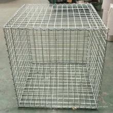 100/30/30cm designed steel mesh cage decorative gabion retaining wall