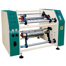 XHD-500 Máquina automática de rebobinado de corte de película de estiramiento