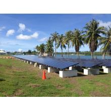 Système de montage au sol solaire-bloc de béton