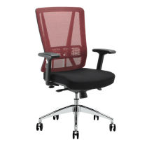 X3-21B-MF Aluminum base office chairs