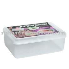 Recipiente de alimento hermético da caixa transparente das chegadas 2017 novas para vender