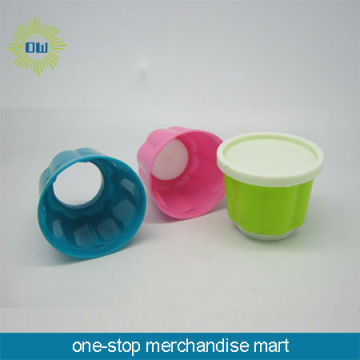 jelly pudding cup colorful