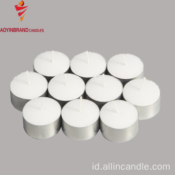 lilin pesta, parafin, lilin tealight, murah