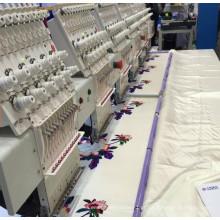 8 cabeças 9/12 de máquina comercial do bordado do computador das cores