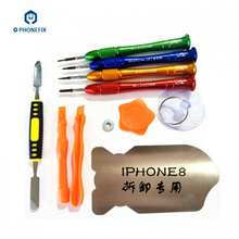 VIPFIX IPhone 7 8 8 Plus Screwdriver Opening Tools Kit For Phone Fix