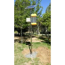 Eco-friendly solar alimentado LED Solar mosquito assassino / Insecticidal mosca armadilhas lâmpada