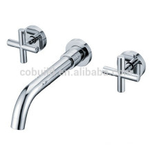 KI-17 hot wall mounted basin faucet, bathroom shower sets, wall mounted waterfall bathtub faucet mixer