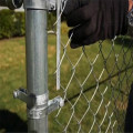 chain link fence for dogs
