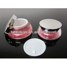 15g 30g plastic acrylic cosmetic jar for cream packaging