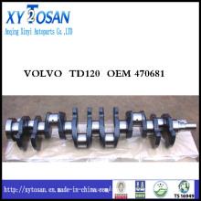 Virabrequim para Volvo Td120 OEM 470681