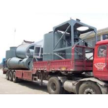 Secador de la evaporación de destello del polvo de la cúrcuma de XSG Industrial