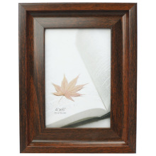 4x6inch en bois de couleur Ps Photo Frame