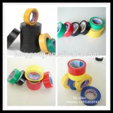 Cinta de aislamiento eléctrico de PVC colorido