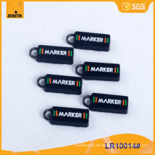 Gummiabzieher im Zipper Slider LR10014