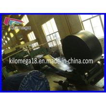 Correa transportadora de goma Ep con 650 mm de ancho
