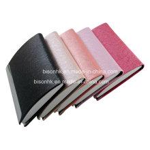 OEM Color Business Card Holder, suporte de cartão de metal do negócio