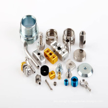 Machined Parts in Various Materials, Multiple Application
