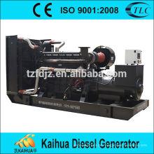 Chinesischer billiger Generator 500KVA mit SHANGCHAI Maschine SC25G690D2