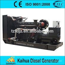 500KVA china cheap generator with SHANGCHAI Engine SC25G690D2