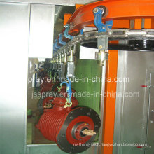 Motor Liquid Painting Line From Professional Manufacturer