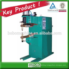 Metal wire spot welding machine