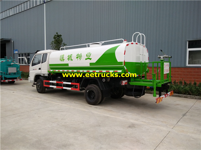 102HP Spray King Water Vehicles
