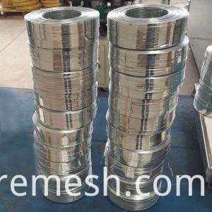 316L Flat Stainless steel wire (1)