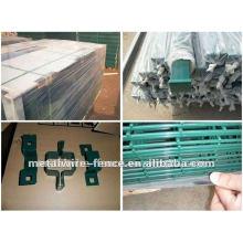 Anping China high quality sheet metal fence panels