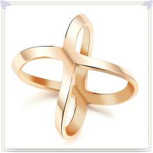 Mode-Accessoires Modeschmuck Edelstahl Ring (SR797)