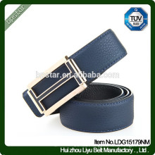 Men's Fashion Formal Automatic Buckle Belt For Business/homens cintos de couro