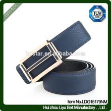 Moda Masculina Formal Automatic Buckle Belt For Business / homens cintos de couro
