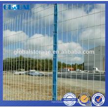 Galvanisierter Eisen-Zaun der hohen Qualität billiger Drahtzaun