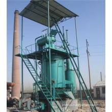 Gasificador de carbón pequeña sola etapa con alto efecto buena vela
