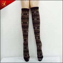 Fashion Cute Custom Soft Socks Long