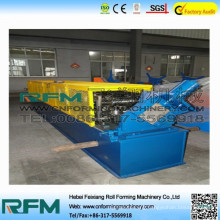 Good quality galvanized steel roller shutter door machine