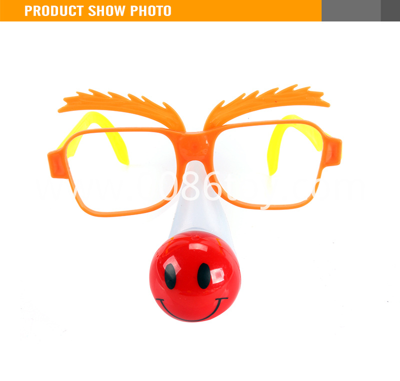 Kids toy glasses