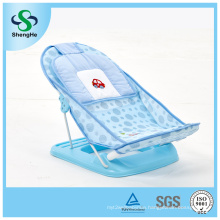 Foldable Blue Baby Bather Baby Bath Chair Baby Seat
