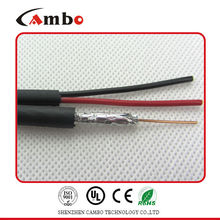 coaxial cable RG59 power 2 core power