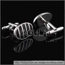 Moda VAGULA abotoaduras botões de punho personalizado (Hlk31616)