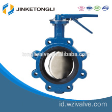 High Performance Lug Type Butterfly Valve Dn200 JKTL025L